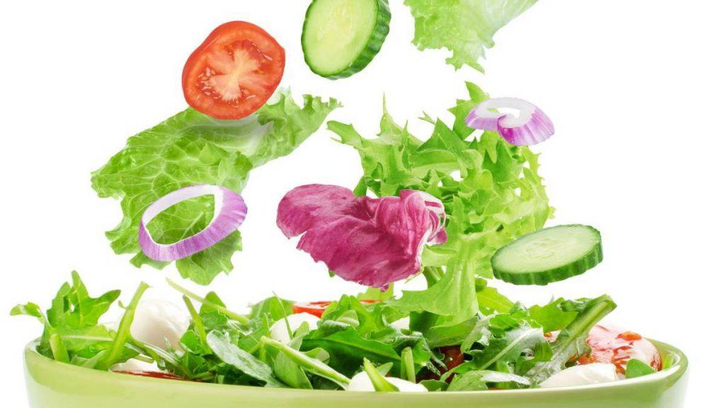 Cómo Comer Ensaladas Para Bajar de Peso